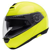 Schuberth C4 Giallo Fluo