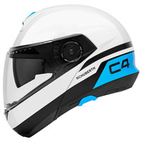 Schuberth C4 Pulse Bianco Blu