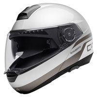 Schuberth C4 Pulse Argento