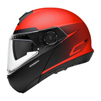 Schuberth C4 Resonance Rosso - 2