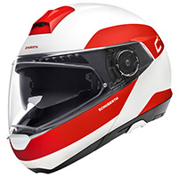 Schuberth C4 Pro Fragment Rosso