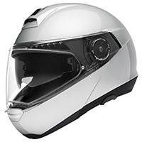 Schuberth C4 Pro Glossy Silver