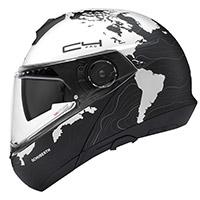 Schuberth C4 Pro Magnitudo Helmet White
