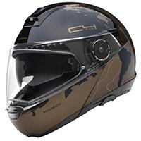 Schuberth C4 Pro Magnitudo Helmet Brown