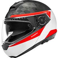 Schuberth C4 Pro Carbon Delta Bianco