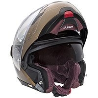Casco Schuberth C4 Pro Women Magnitudo Marrone Donna