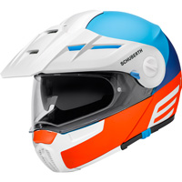 Casco Schuberth E1 Cut Blu