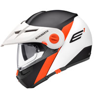 Schuberth E1 Gravity Arancio