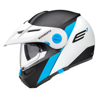 Schuberth E1 Gravity Blu