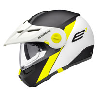 Schuberth E1 Gravity Giallo