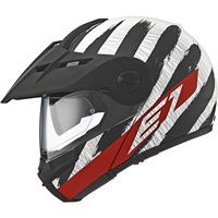 Schuberth E1 Adventure Hunter Red