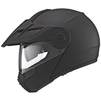 Schuberth E1 Adventure Nero Opaco