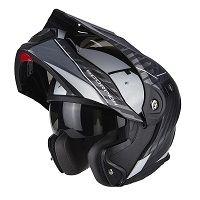 Scorpion Adx-1 Dual Matt Black Silver