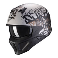 Scorpion Streetfight Covert X Wall plata mate