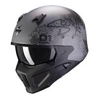 Scorpion Streetfight Covert X Xborg Matt Grey