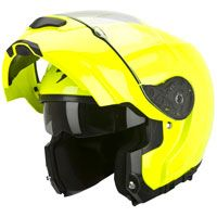 Scorpion Exo-3000 Air Solid Giallo Fluo