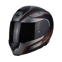 Scorpion Exo-3000 Air Stroll Black Red