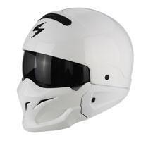 Scorpion Exo-combat Solid Bianco