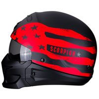 Scorpion Exo-combat Rookie Red