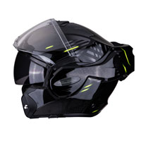 Casco Modulare Scorpion Exo Tech Pulse Nero