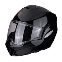Casco Modulare Scorpion Exo Tech Solid Nero