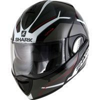 Shark Evoline Serie 3 Hataum White-red