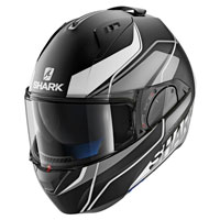 Shark Evo One 2 Krono Matt Black Grey White