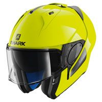 Shark Evo-one 2 Hi-visibility Fluo Yellow