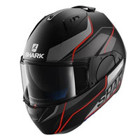 Shark Evo One 2 Krono Black Red