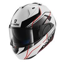 Shark Evo One 2 Krono White Black Red
