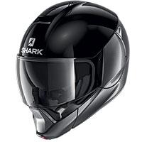 Shark Evo Jet Dual Blank Modular Helmet grey