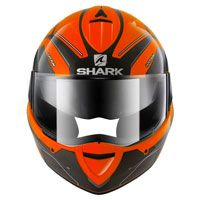 Shark Evoline Serie 3 Hataum High Visibility Orange