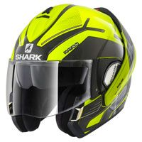 Shark Evoline Serie 3 Hataum High Visibility Giallo