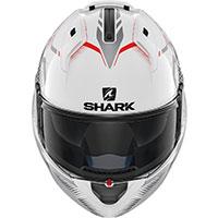 Shark Evo One 2 Keenser Modular Helmet White - 4