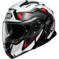 Shoei Neotec 2 Respect TC-10 blanco negro