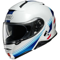 Shoei Neotec 2 Separator Tc10 White Blue Red