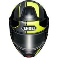 Shoei Neotec 2 Excursion Tc3 Giallo