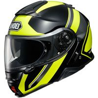 Shoei Neotec 2 Excursion Tc3 Yellow