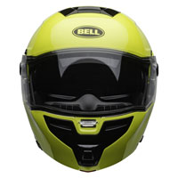 Bell Srt Modular Transmit Helmet Hi Viz