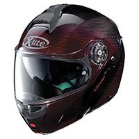 X-lite X-1004 Ultra Carbon Nuance Rosso