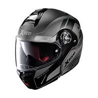 X-lite X-1004 Charismatic N-com Modular Helmet Gray