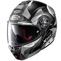 X-lite X-1004 Dedalon N-com Flat Black