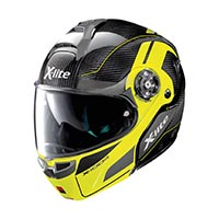 X-lite X-1004 Ultra Carbon Charismatic N-com Black Grey Yellow