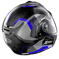 X-Lite X-1004 Ultra Carbon Dedalon N-Com blue
