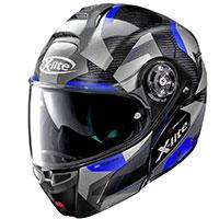 X-Lite X-1004 Ultra Carbon Dedalon N-Com azul