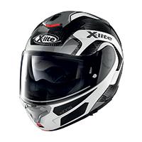 X-lite X-1005 Ultra Carbon Fiery N-com White
