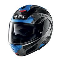 X-lite X-1005 Ultra Carbon Fiery N-com Blue Black