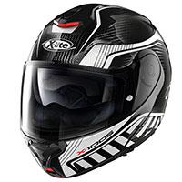X-lite X-1005 Ultra Carbon Cheyenne N-com Black White