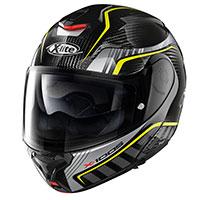 X-lite X-1005 Ultra Carbon Cheyenne N-com Black Yellow