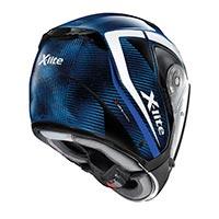 X-lite X-403 Gt Ultra Carbon Meridian N-com Tinto Blue